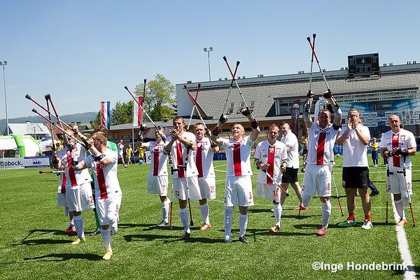 Podhale Amp Futbol Cup 2015