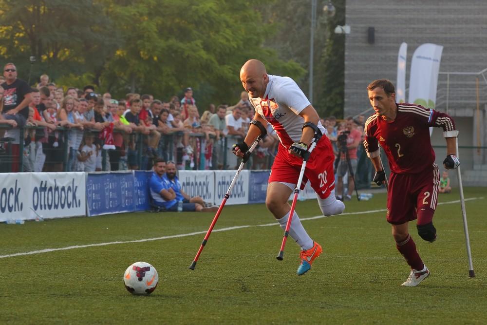 Amp Futbol Polska fot. Grzegorz Press