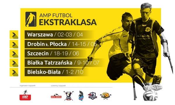 Amp Futbol Ekstraklasa 2016