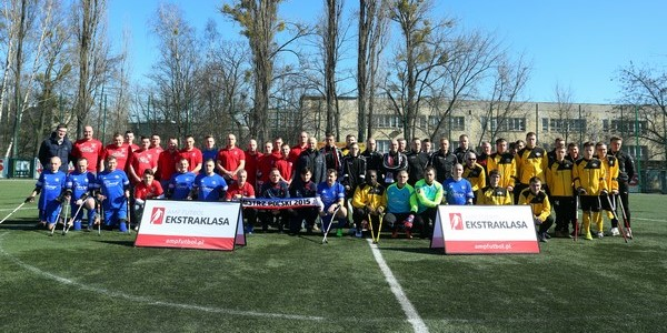Amp Futbol Ekstraklasa 2016 fot. Grzegorz Press