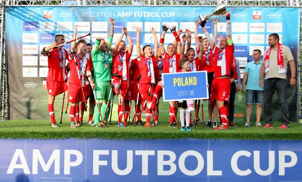 Amp Futbol Cup 2017 fot. Bartłomiej Budny