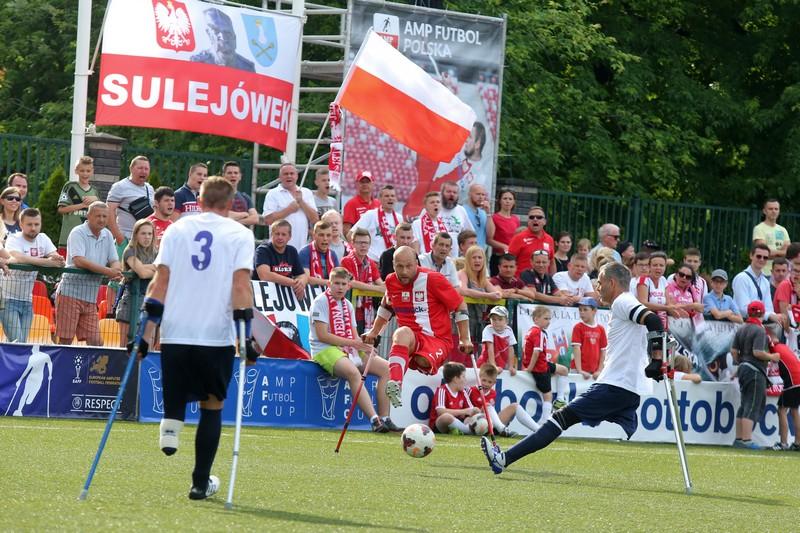 Finał Amp Futbol Cup 2017 fot. Grzegorz Press