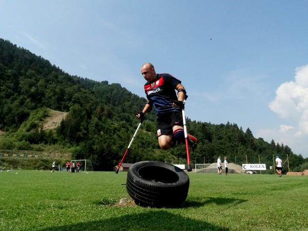 Amp Futbol w Szczawnicy